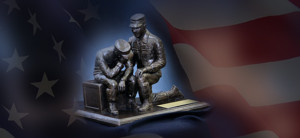 First Sergeant statue