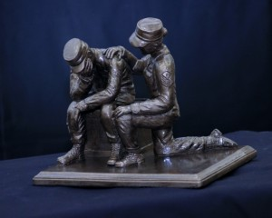 First Sergeant statue, First Sergeant award
