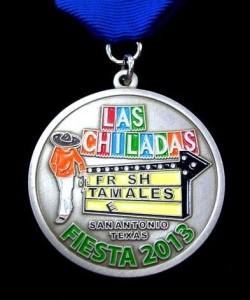 Fiesta medal_2013
