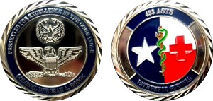 Hodge_USAF Colonel challenge coin_433