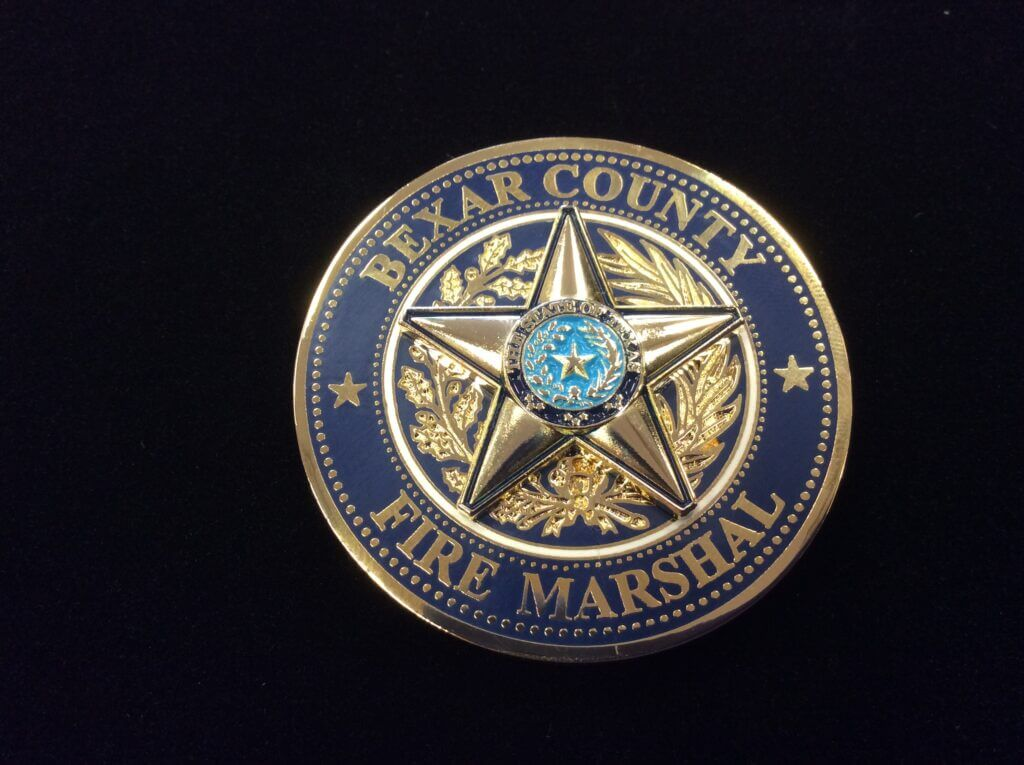 Bexar County Fire Marshal_coin_10062015