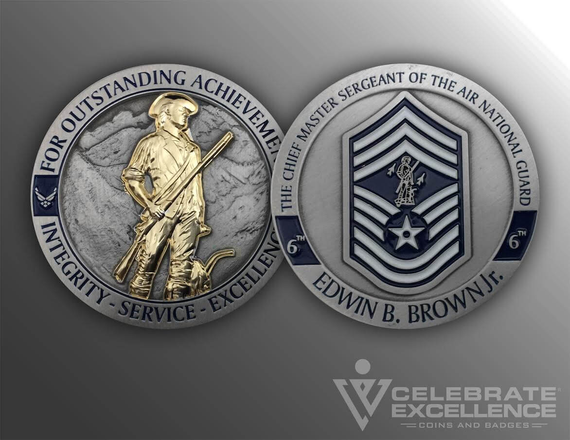 challenge coin company