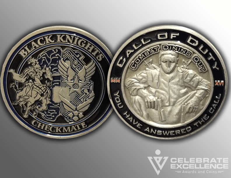 1_Air-Force_Challenge-Coins_Black-Knights