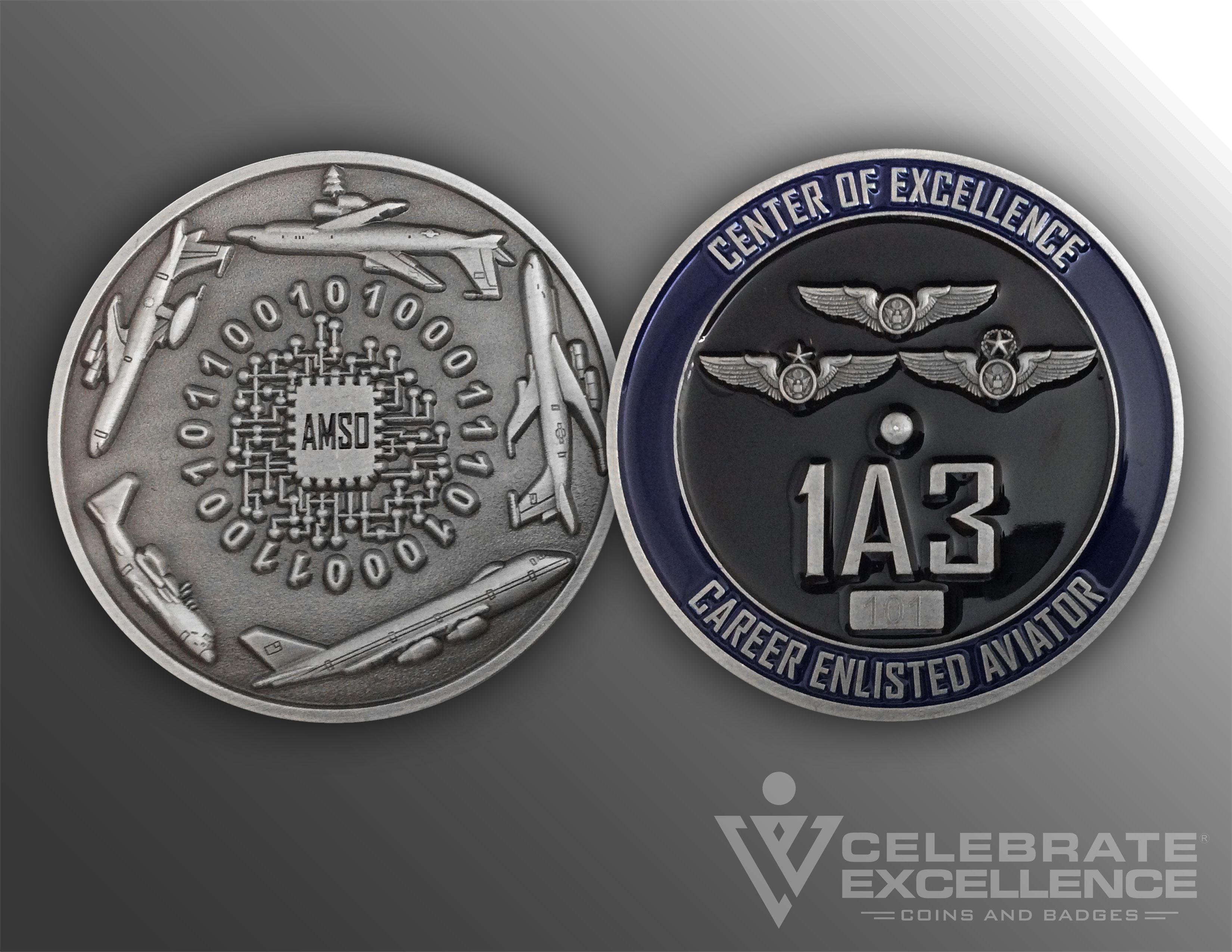 Career-Enlisted-Aviator-1A3-Coin