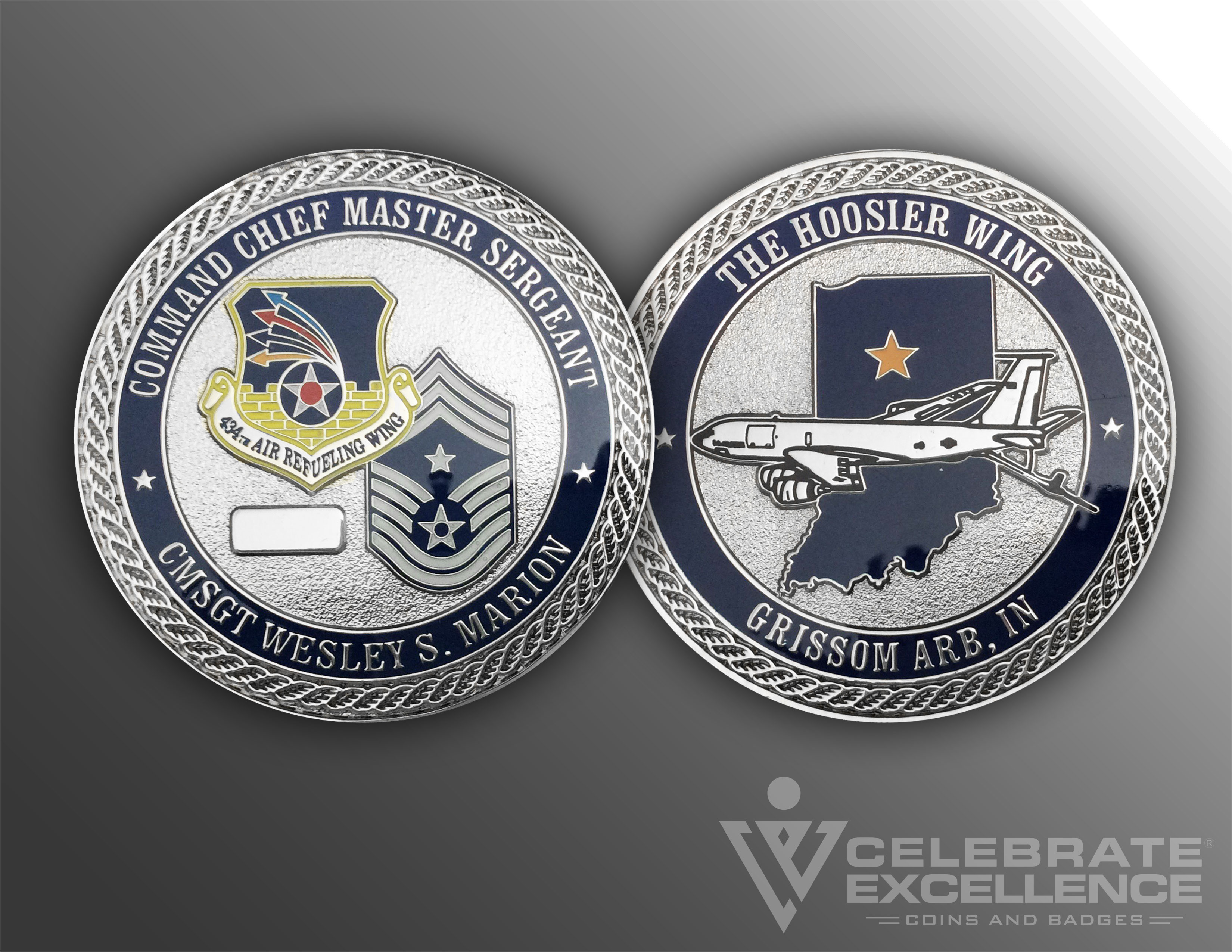 Command-Chief-434th-air-refueling-wing-coin
