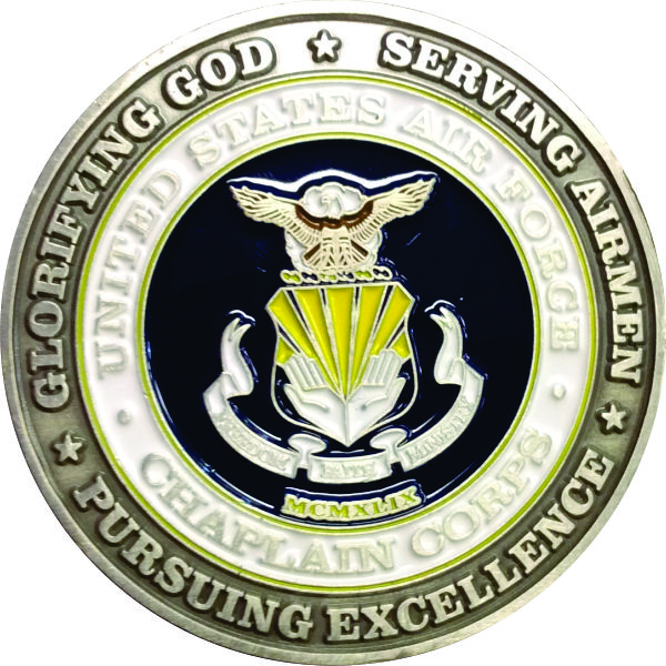 USAF_Chaplain_challenge coin