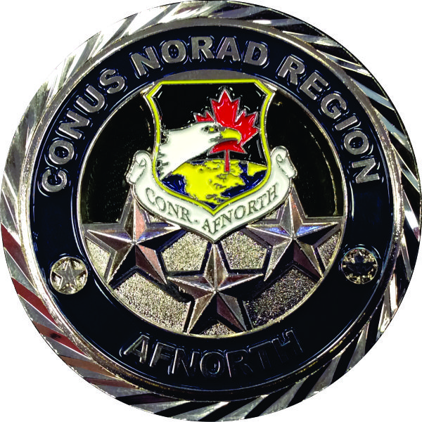 USAF_First Air Force_Squadron_Commander_challenge coin_1