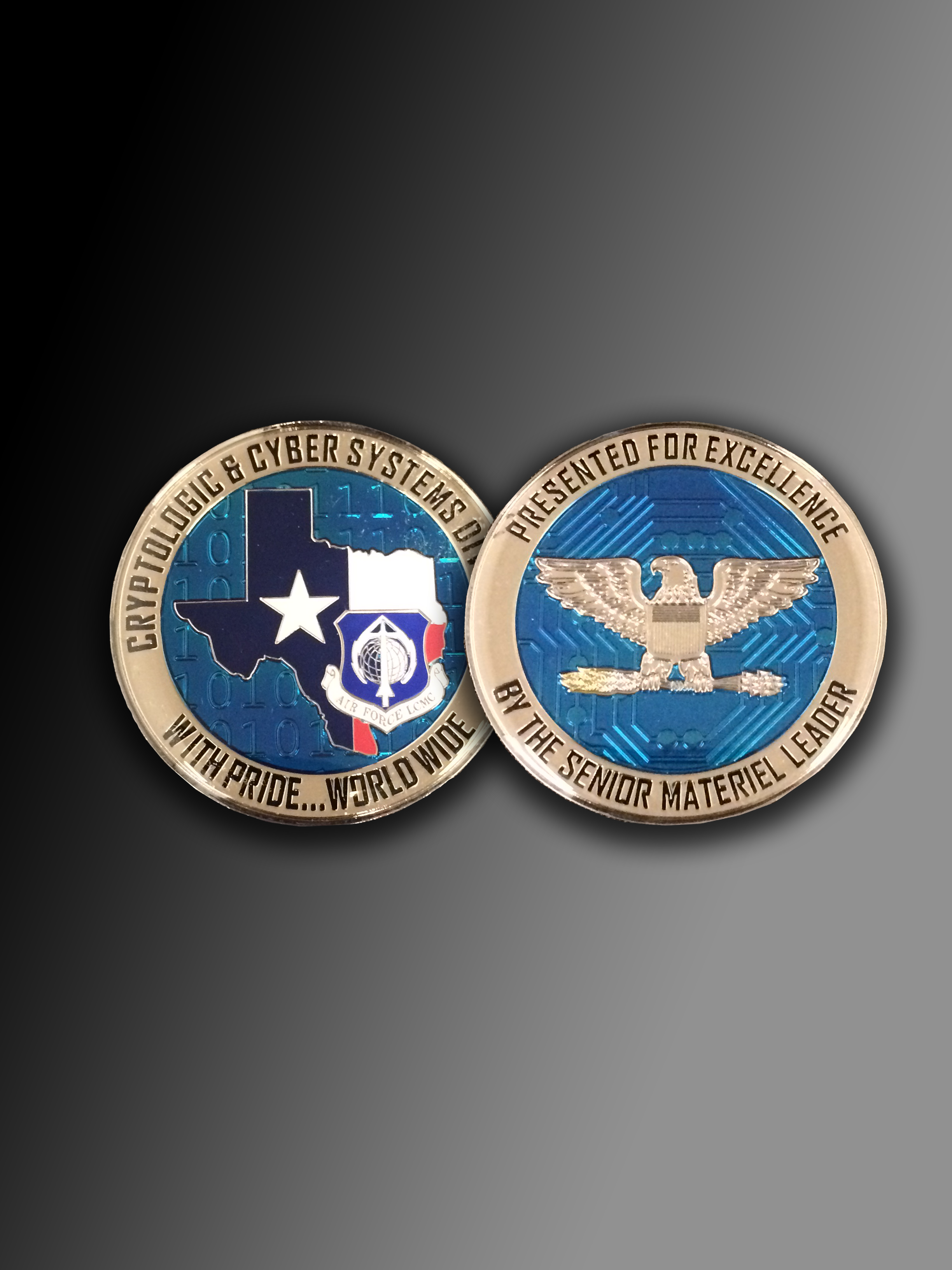 cyber systems coin