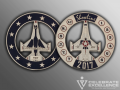 Thunderbirds_2017 Showline coins