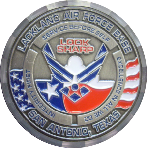 usaf_lackland_afb_look_sharp_challenge_coin_595