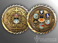Celebrate Excellence 306th Flying Training Group Challenge Coin