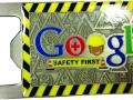 Booster Club_Google_Environmental EHS_challenge coin