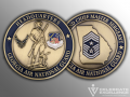 Air National Guard_Challenge Coin_Georgia Air National Guard