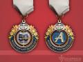 Celebrate Excellence Acces Destination Services Fiesta Medal