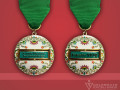 Celebrate Excellence Alamo Heights Dermatology Fiesta Medal