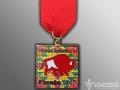 plains-capital Fiesta Medal