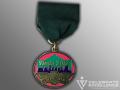 Wing Stop Fiesta Medal