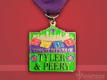 Celebrate Excellence The Law Offices of Tyler & Peery Fiesta Medal