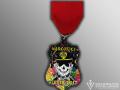Narcotics SAPD Fiesta Medal