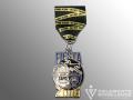 San Antonio Police Crime Scene Unit Fiesta Medal
