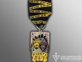 Crime Scene Unit Fiesta Medal