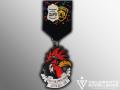 SAPD Prue Fiesta Medal