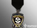 San Antonio Detention Center Fiesta Medal