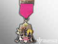 SAPD Charlies Angels Fiesta Medals