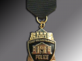 Chief of police SAPD Fiesta Medal