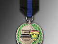SAPD honor guard fiesta medal