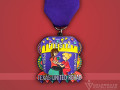 Celebrate Excellence Texas United Rehab Fiesta Medal