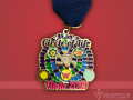 Celebrate Excellence Circle of Life Fiesta Medal