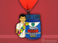Celebrate Excellence Councilman Rey Saldana Dictrict 4 Vicks VapoRey Fiesta Medal 2019