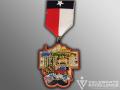 Fj San Miguel Fiesta Medal 2018