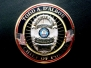 Law Enforcement coins and badges