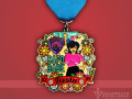 Celebrate Excellence SAPD Babe Fiesta Medal