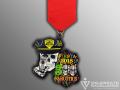 SAPD Narcotics  Fiesta Medal 2018