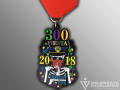 Covert Ops SAPD Fiesta Medal 2018 Fiesta Colors