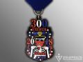 SAPD Covert Ops Fiesta Medal