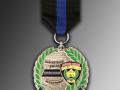 SAPD honor guard fiesta medal