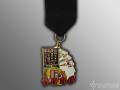 SAPD Vice Slot Machine Fiesta Medal
