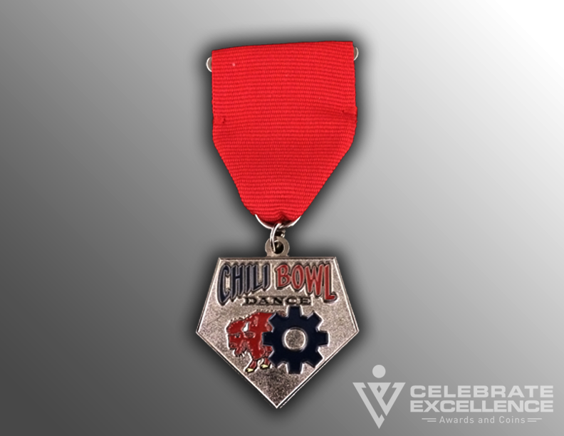 Chili Bowl Fiesta Medal