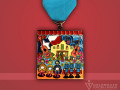 Celebrate Excellence NISD Fiesta Medal