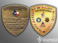 Army_Fort Sam Houston_AMEDD_Challenge Coin