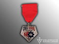 Chili Bowl Fiesta Medal
