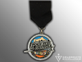 STARS SPORTS TEAM FIESTA MEDAL