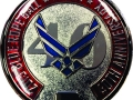 USAF_Blue Rope Ball_Squadron_MTI_40 Anniversary_challenge coin_2
