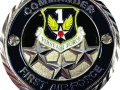 USAF_First Air Force_Squadron_Commander_challenge coin