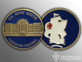 Army_challenge coin_US Army South