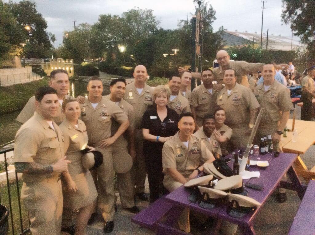 SNCO_Navy Medical Training team